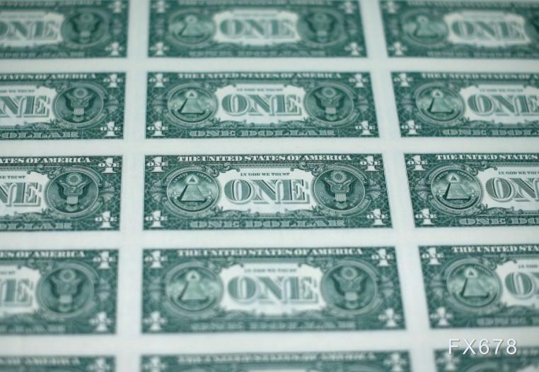 美元反弹后余力尚存?晚间欧洲央行或口头打压欧元,美股若回归基本面或提振美元避险买需