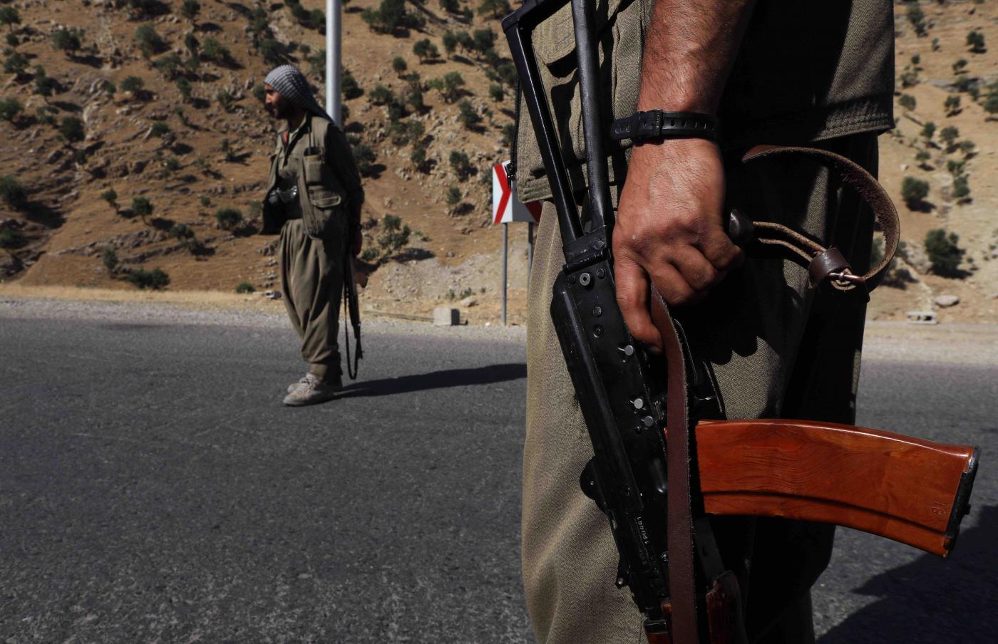 罕见合作!土耳其和伊朗将共同打击库尔德武装