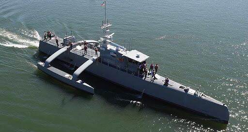 美军计划在太平洋开展大型无人战斗演练 还提到中国图片