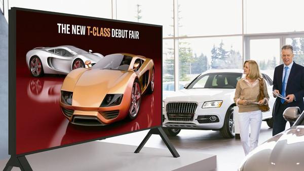 120英寸显示器是啥样的?夏普计划本月推出这款新品