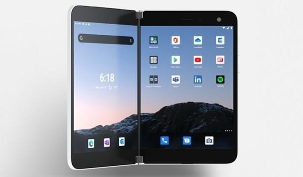 微软Surface Duo在美国上市 国内上市应该要等到明年