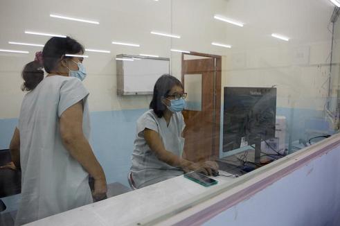 缅甸再刷新单日新增确诊纪录 多个政府部门出现病例