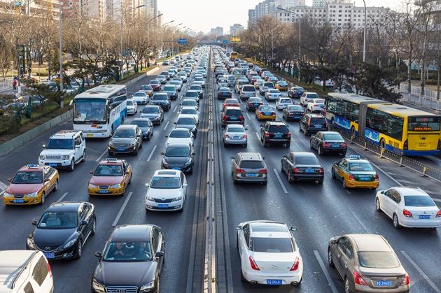 中国车市连续5个月增长消费升级倒逼本土车企转型