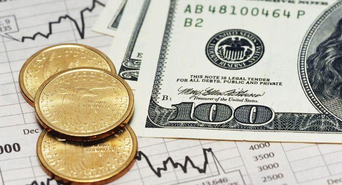 黄金得到支撑美元面临贬值风险 通胀终有一天会到来