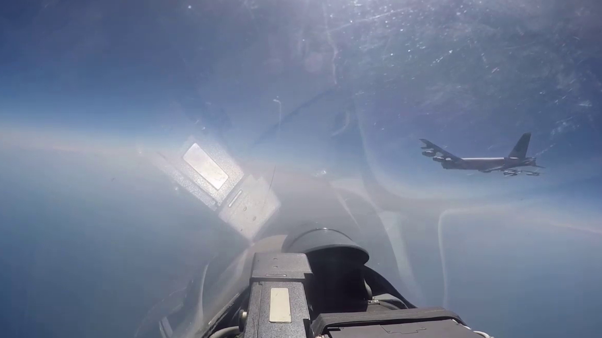 俄罗斯空天军司令:美国空军行为危害航空安全