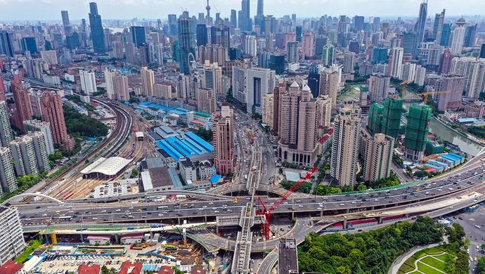 """外需可能长期低迷,""""大进大出""""不再,上海的新动能在哪里?图片"""