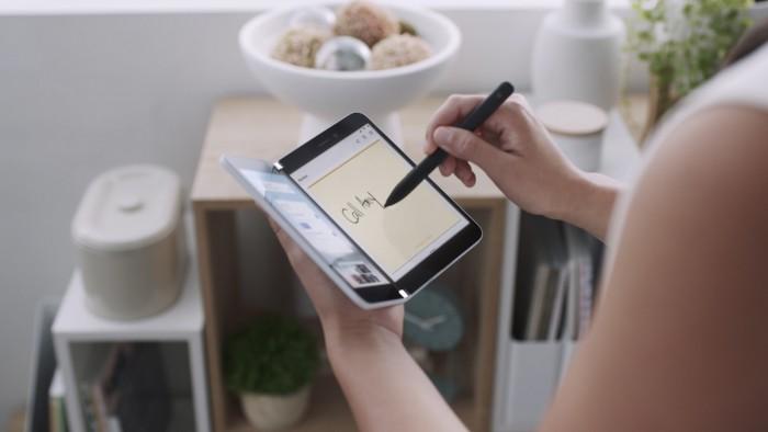 《【多彩联盟娱乐线路检测登录】Surface Duo评测出炉:为轻薄点赞 但产品尚未成熟》