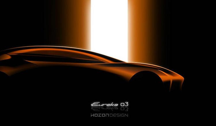 Eureka 03概念车迎来首发 哪吒汽车将携三款车型亮相北京车展