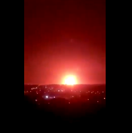 快讯!约旦首都郊区发生大爆炸!
