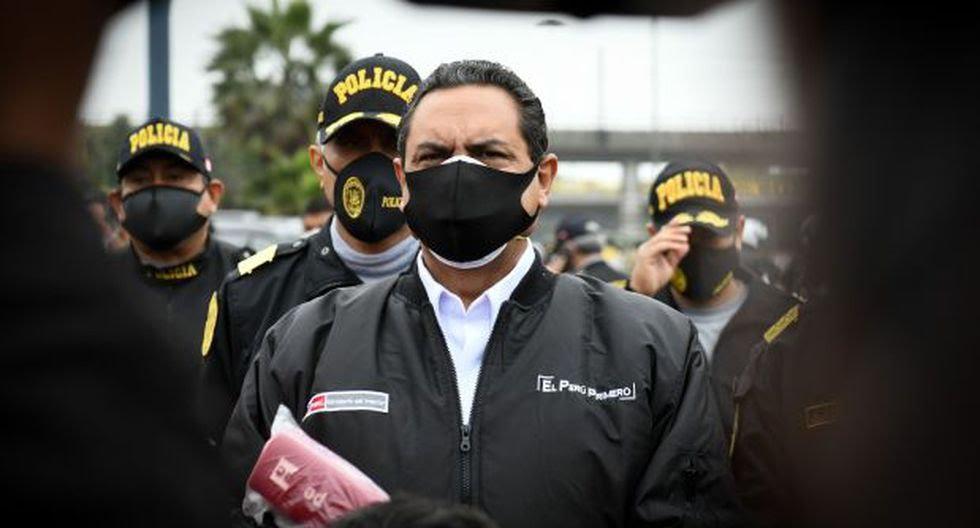 秘鲁内政部长蒙托亚辞职 上任仅56天