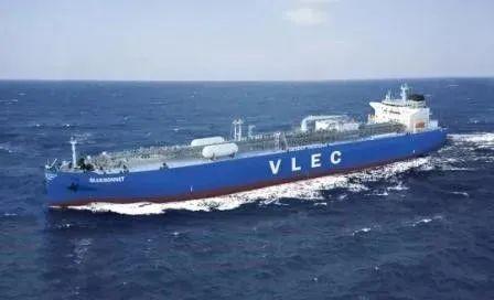 江南造船获2艘VLEC订单