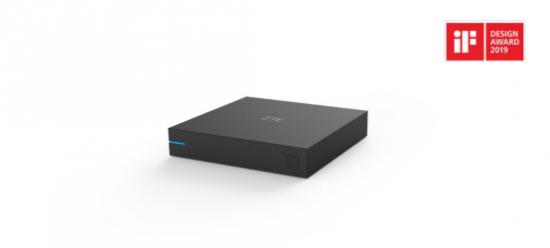 中兴通讯发布两款新一代支持AV1的4K机顶盒