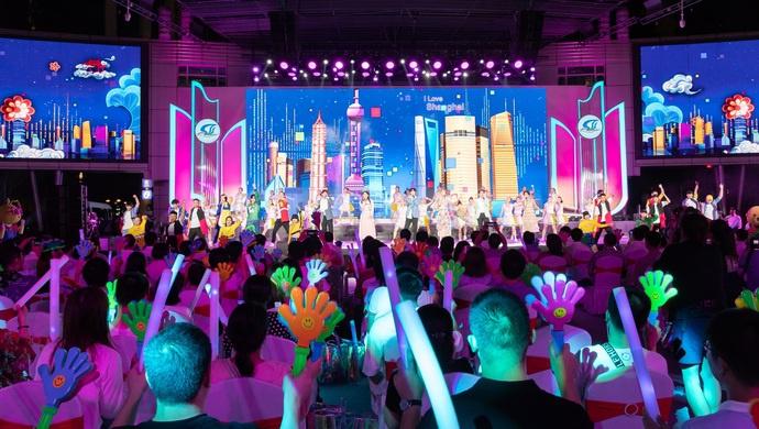2020年上海旅游节开幕,南京路步行街东拓开街,龚正市长出席图片
