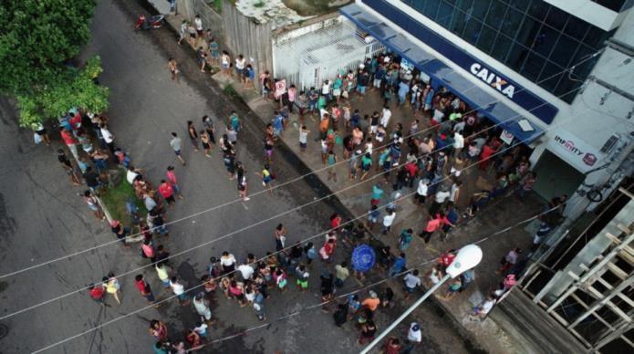 巴西:疫情冲击小微企业 政府扶持民众创业图自救
