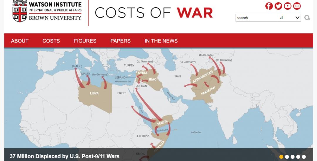 """19年了 美国的""""反恐""""战争打赢了吗?"""