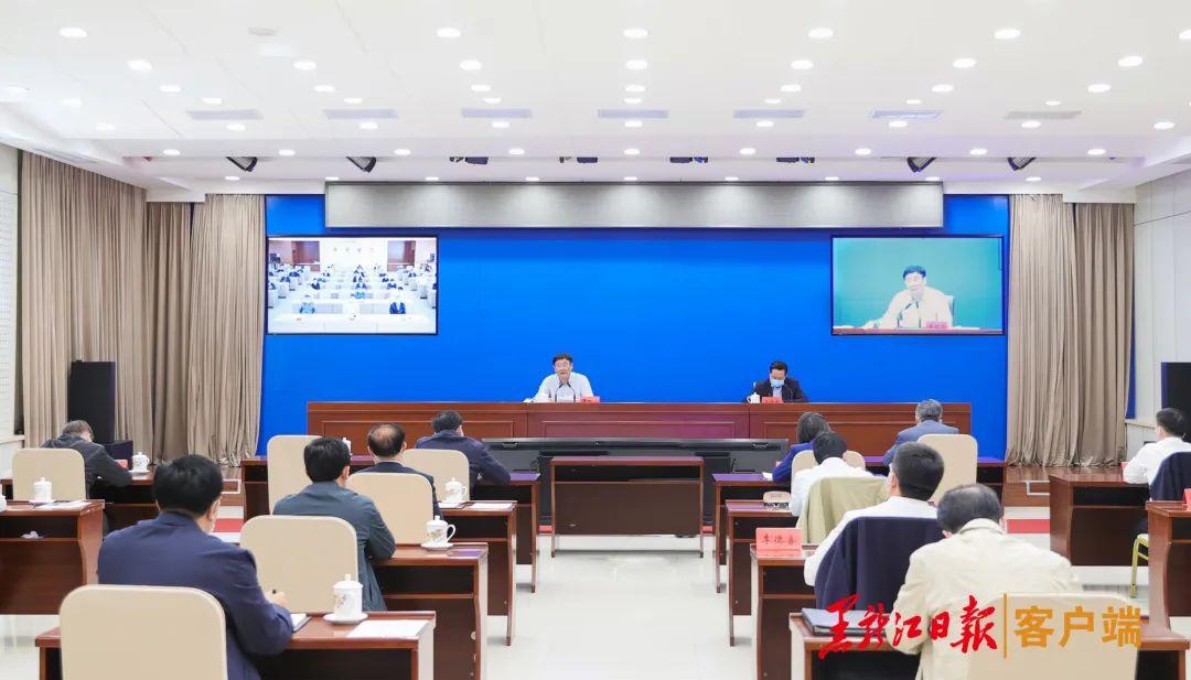 """王文涛:持续打造""""办事不求人""""政务服务品牌图片"""