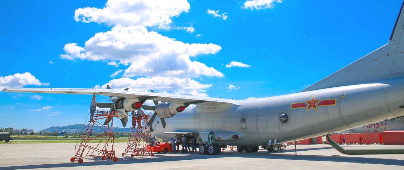 台媒:解放军军机把台湾西南空域当自家后院图片