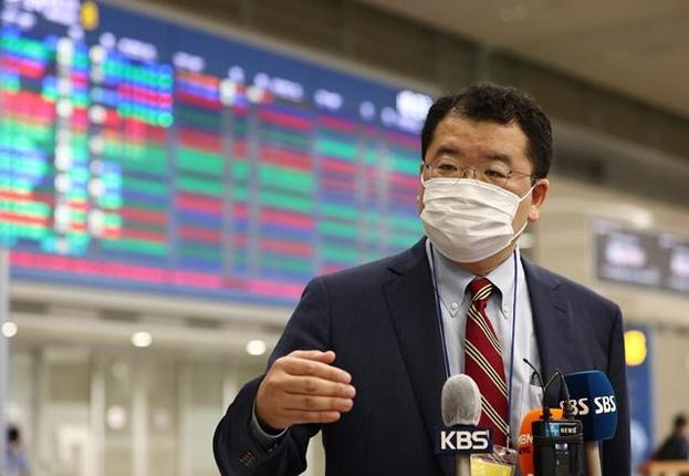 韩国副外长结束对美访问 强调与中国保持密切关系