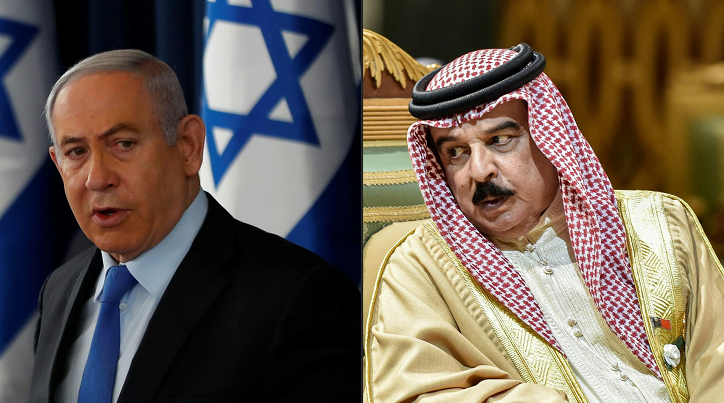 欧盟对巴林与以色列宣布建立外交关系表示欢迎