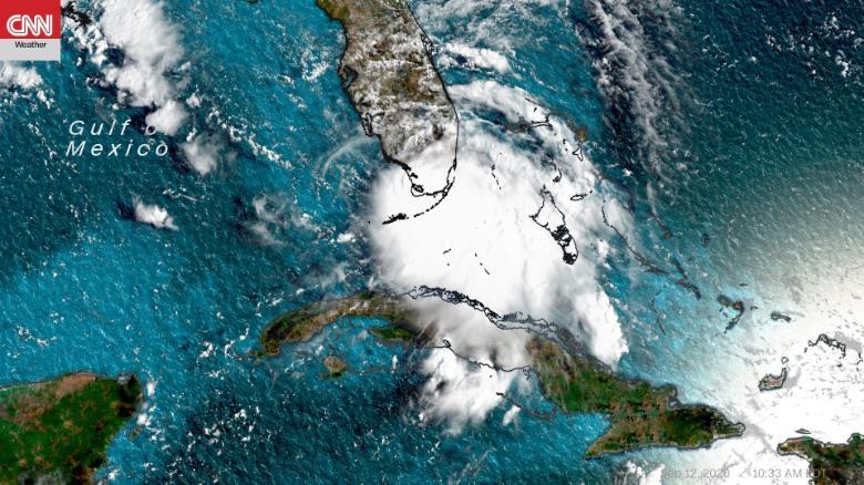 """热带风暴""""莎莉""""在墨西哥湾形成 石油生产商开始撤离"""