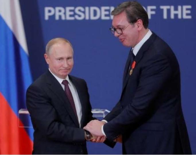 普京道歉!塞尔维亚立刻转变态度说明什么?