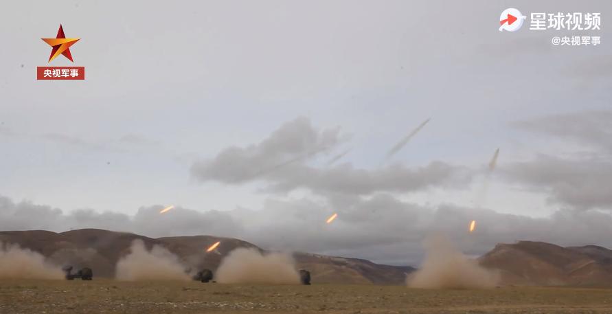 该旅的11式模块化自行火箭炮