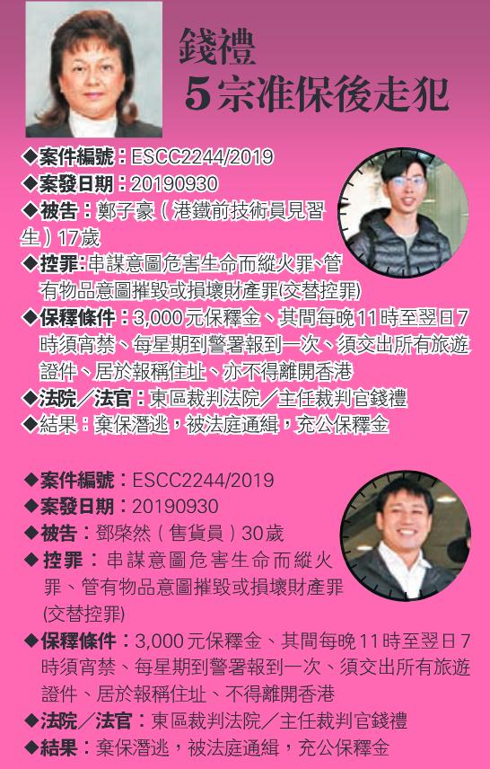香港《文报告》截图