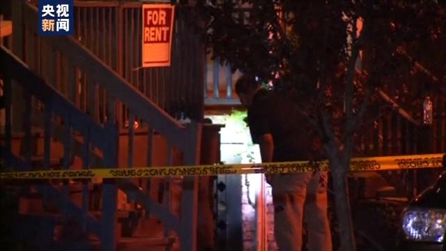 美国新泽西州发生枪击事件 造成至少2死6伤