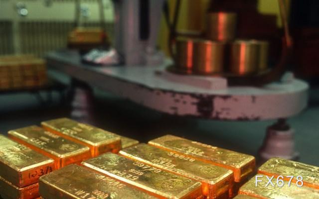 黄金受弱势美元支撑 FED政策料更宽松其他经济体央行面临难题