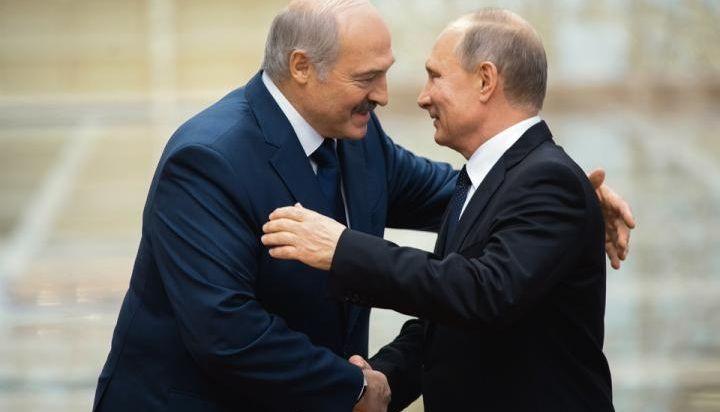 卢卡申科抵俄将与普京会晤 商讨共同应对新挑战