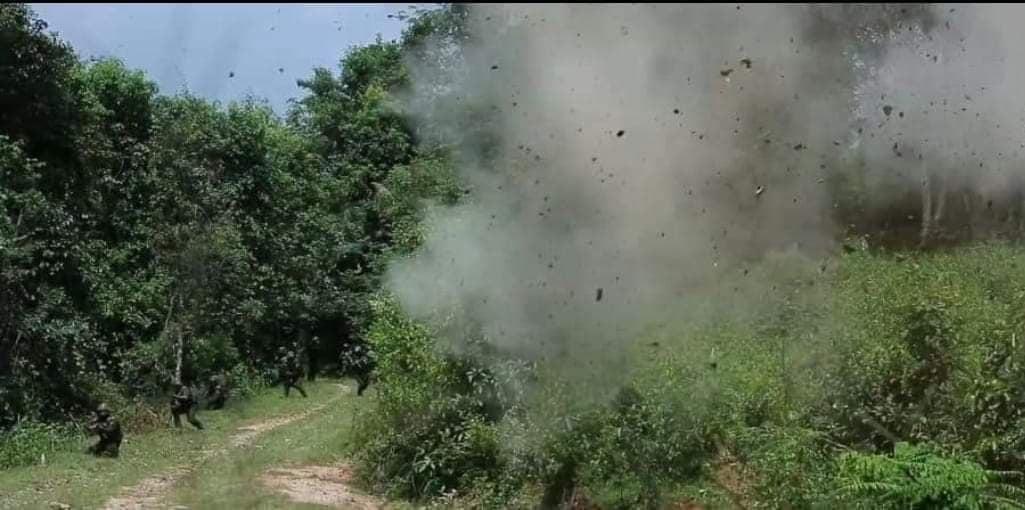 缅甸政府军与缅北多支民族武装持续发生冲突