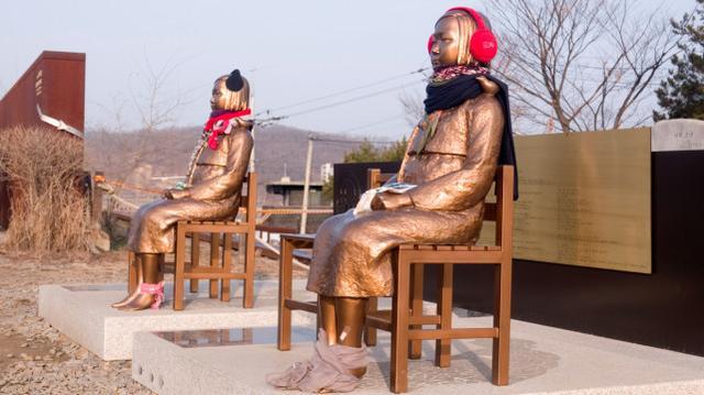 慰安妇雕像