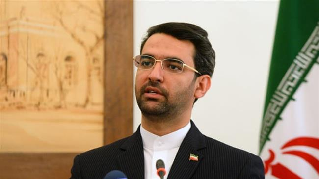 △伊朗信息和通信技术部部长贾赫鲁米