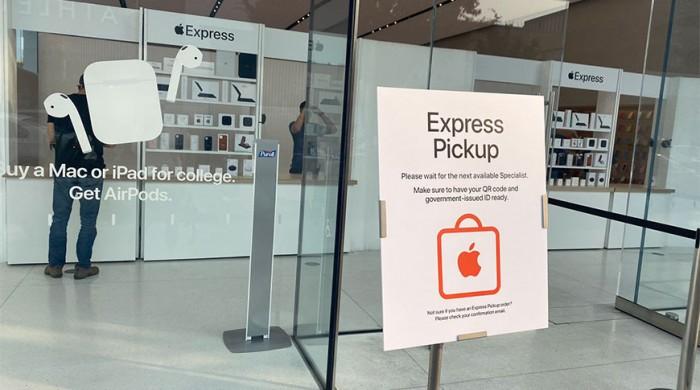 """苹果零售店推""""Apple Express""""概念 简化线上订单取货/天才吧预约流程"""