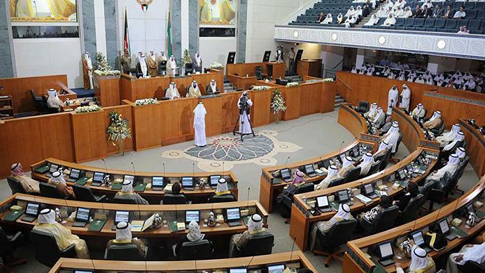 △图片来自科威特国家通讯社