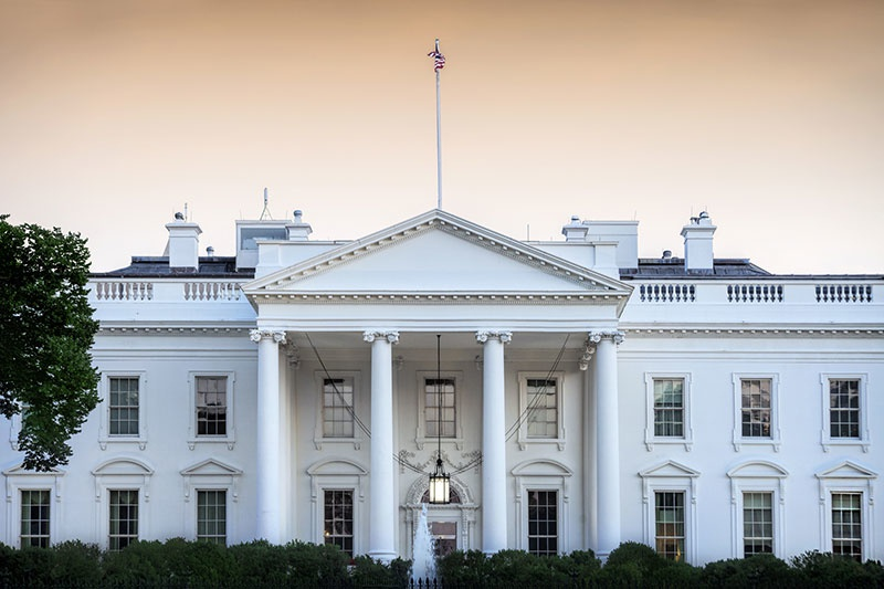 白宫(图:Getty)