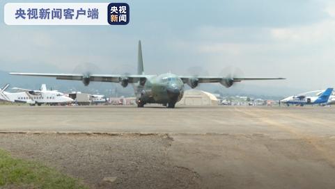 57个小时!中国第24批赴刚果(金)维和部队第一梯队抵达任务区图片