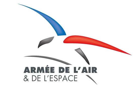 法国空天军新标志