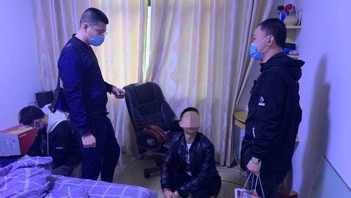 上海警方全链条捣毁敲诈团伙:美女聊天视频系录制图片