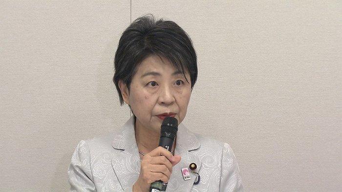 法相上川阳子,67岁,第三次出任法相,擅长裁缝