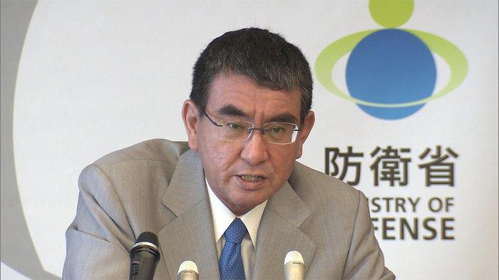 行政改革相河野太郎,57岁,推特粉丝数170万