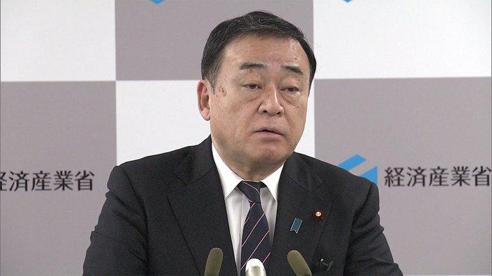 经济产业相梶山弘志,64岁,菅义伟恩师梶山静六的长子