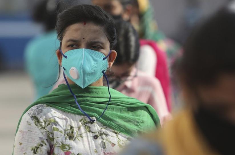 印度新冠肺炎病例超500万 美媒:有望数周内超美国