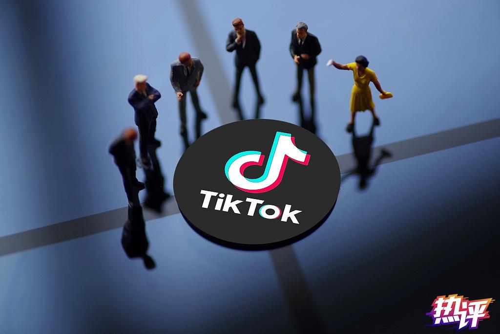 央视:TikTok命运峰回路转,释放了什么信号?图片