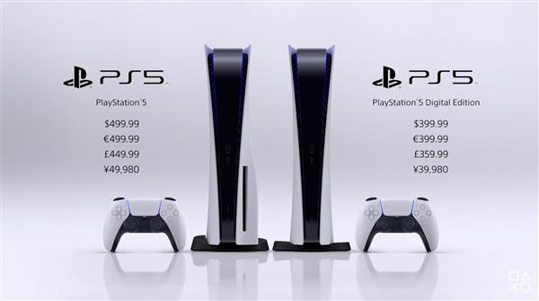 PS5预订火爆已被抢购一空 索尼:备货量会超PS4