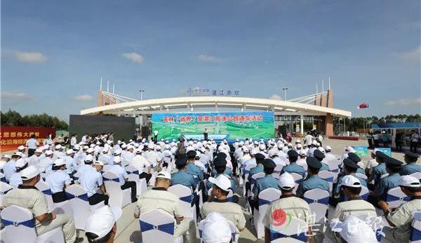 玉湛高速全线通车运营,1.5小时直达湛江图片