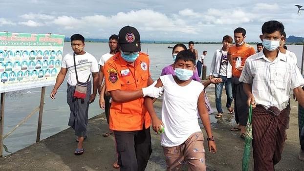 缅甸若开邦再次爆发冲突 致平民1死1伤