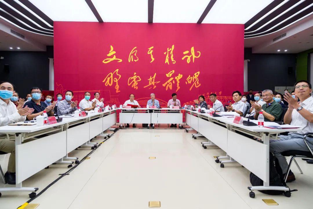 """北京体育大学""""双一流""""建设周期总结专家评议会顺利召开图片"""
