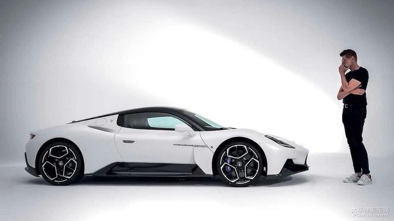 玛莎拉蒂MC20将亮相于2020北京车展