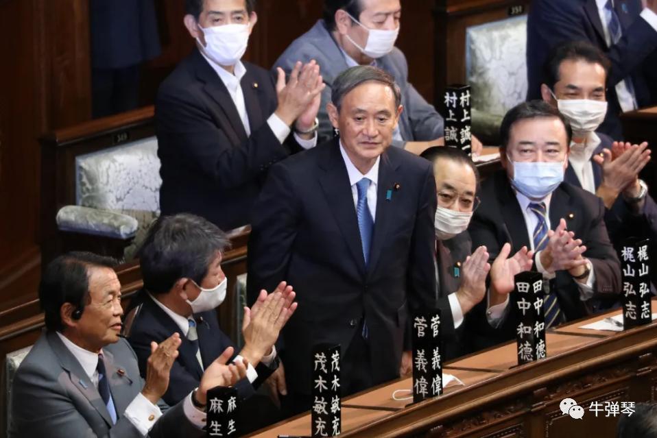 日本新首相第一次提中国 这样表态背后的三点信号!图片